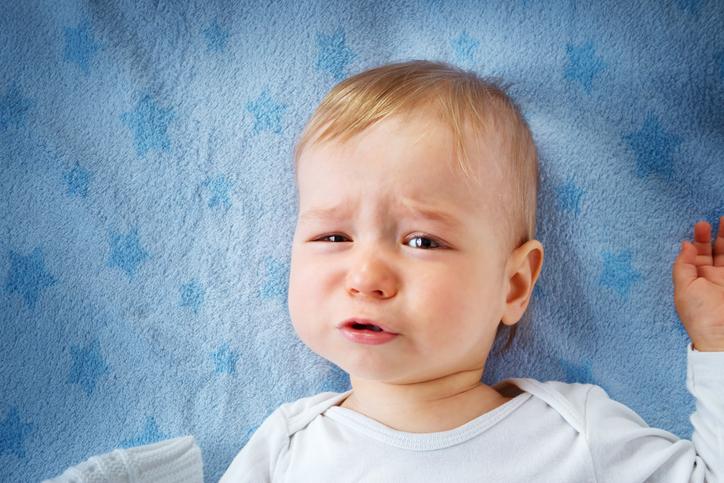 feber hos baby