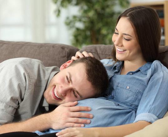 3 ting gode ting at vide, som kommende far (og mor)