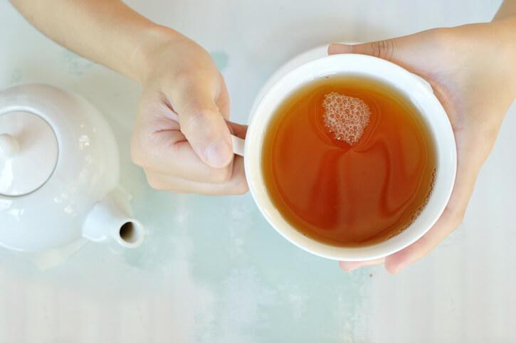 Te, hvordan med te, når man er gravid?