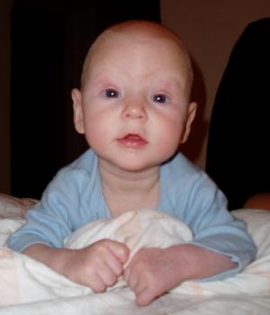 Kvikke babyer, der ikke vil sove