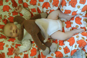 Derfor er søvn vigtig for din baby