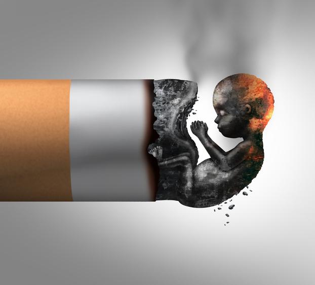 Rygning og gravid