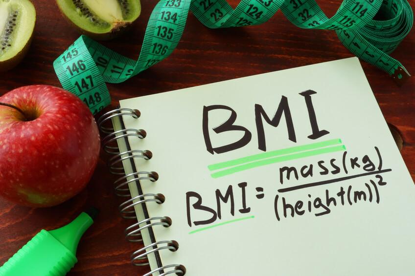 BMI - formel for udregning af body mass indeks
