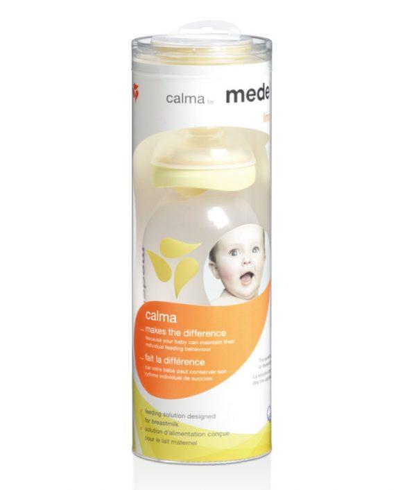 Sutteflaske Calma 250 ml (ammevenlig) fra Medela