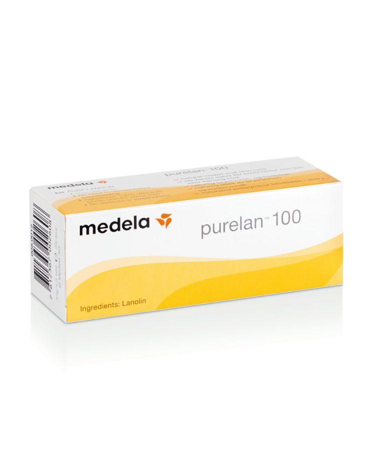 Medela lanolin, Purelan til brystvorter, lille og stor tube