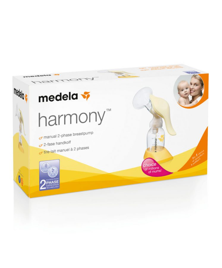 Medela Harmony brystpumpe – manuel enkeltpumpe