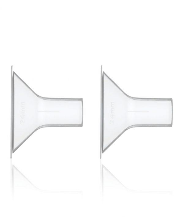 Brysttragt til medela brystpumper, personal-Fit 5 størrelser