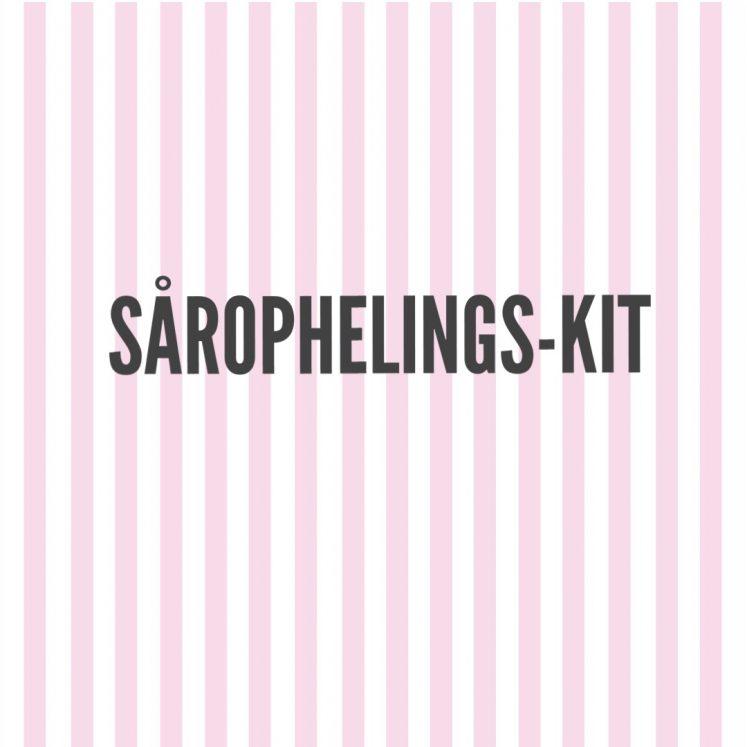 Baby Instituttets sårophelings-kit til brystvorter