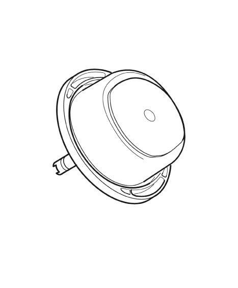 Medela ventil til Harmony brystpumpe