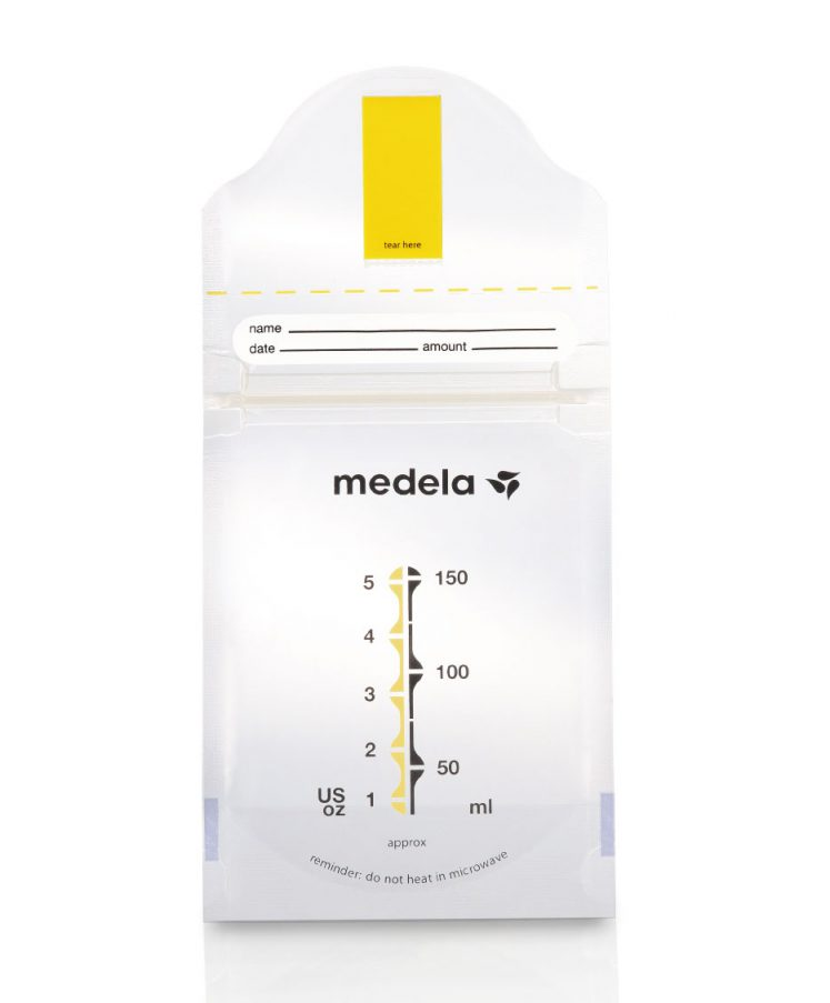 Medela Pump and Save poser til pumpning og opbevaring af brystmælk