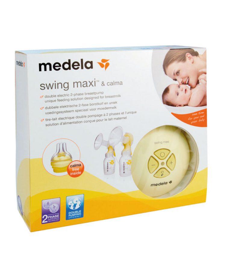 Medela Swing Maxi brystpumpe – elektrisk dobbeltpumpe