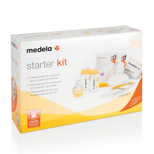 Amning og brystpumpe, Starter kit fra Medela