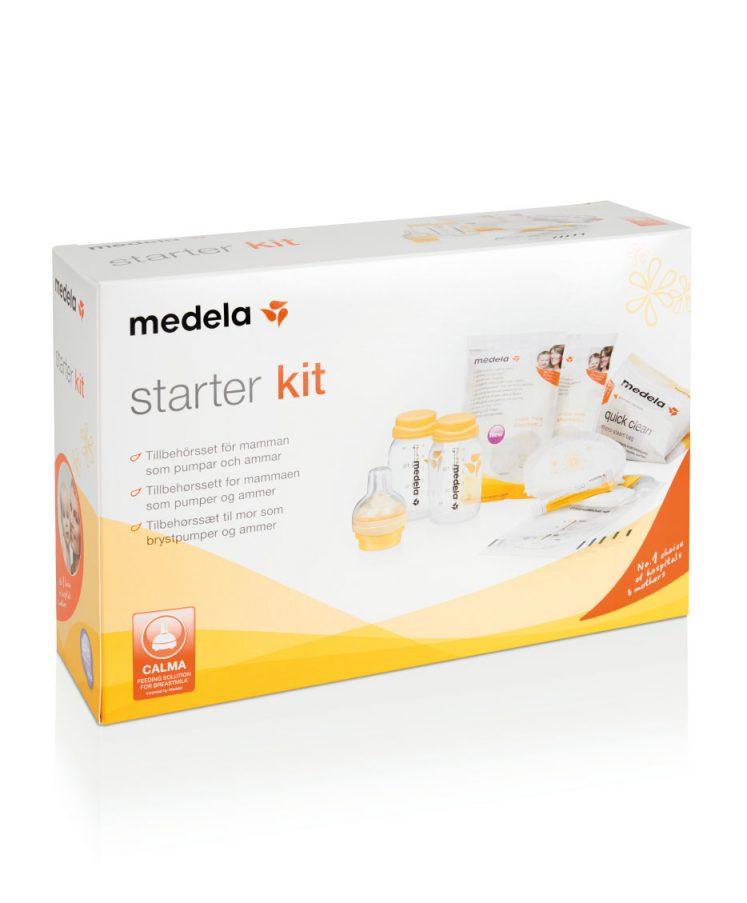 Medela Starter kit til amning og udmalkning