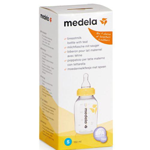 Sutteflaske 150 ml fra Medela