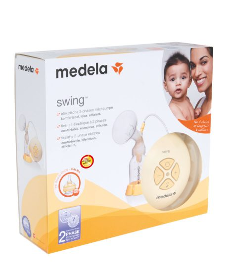 Medela Swing brystpumpe – elektrisk enkeltpumpe