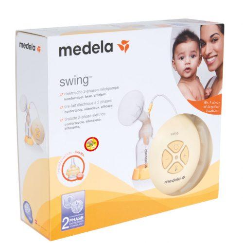 Brystpumpe, elektrisk enkeltpumpe Swing fra Medela