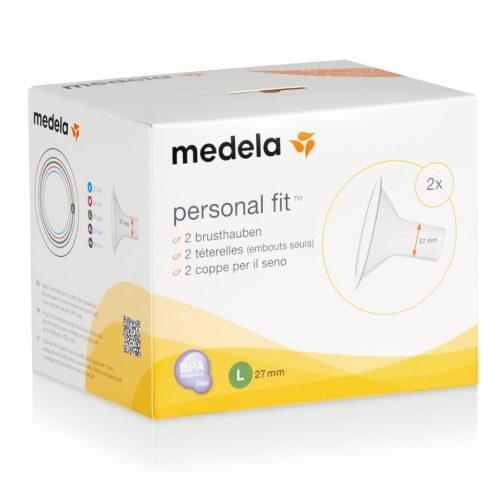 Brystpumpe-tragte personal-Fit 5 størrelser, Medela