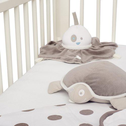 Varmepude til baby, skildpadde fra Doomoo