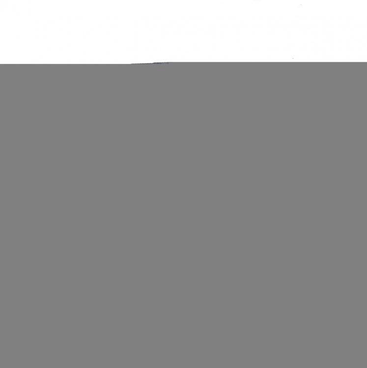 Ammepudebetræk til lille Doomoo grå/hvid stribet