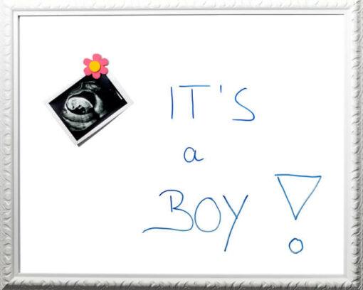 Det er en dreng / det eer en pige