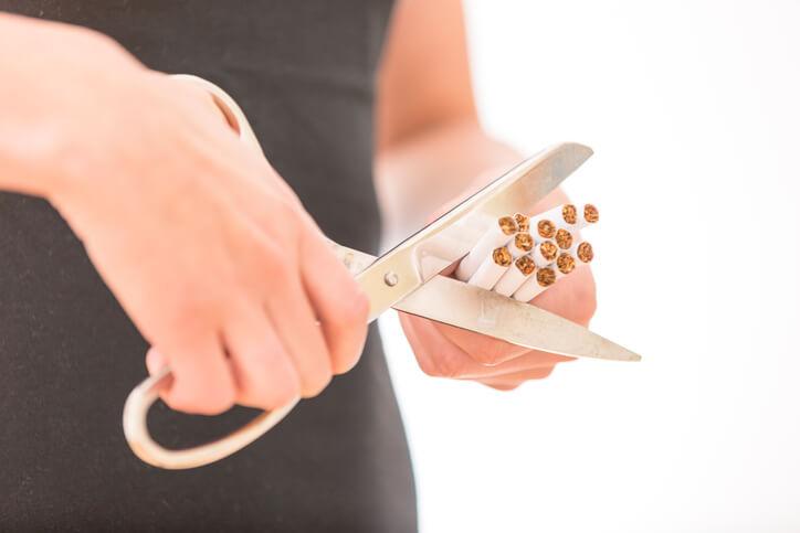 Rygning og gravid - gravid, der stopper med at ryge