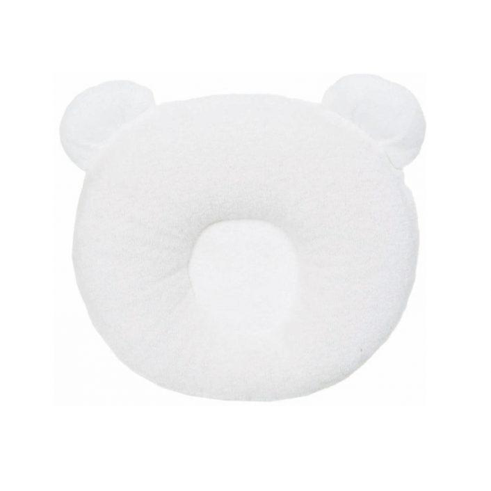 Pude, hvid pandapude fra Candide