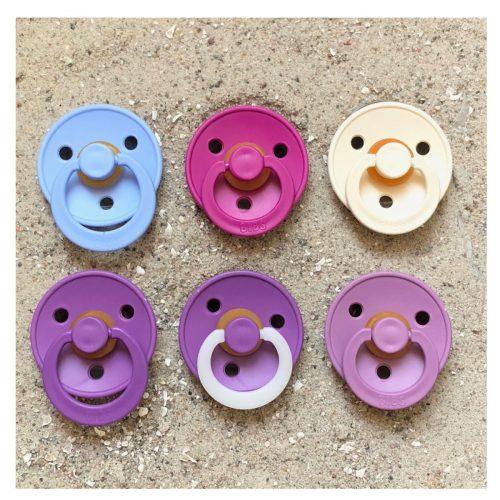 Sutter Bibs 6 stk – Purple Rain