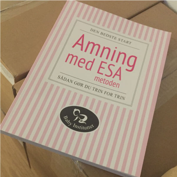 Amning Med ESA-Metoden 2. oplag