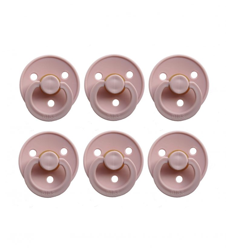 Sutter Bibs blush / rosa (6 stk)