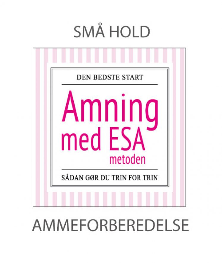 Ammeforberedende kursus for gravide – små hold