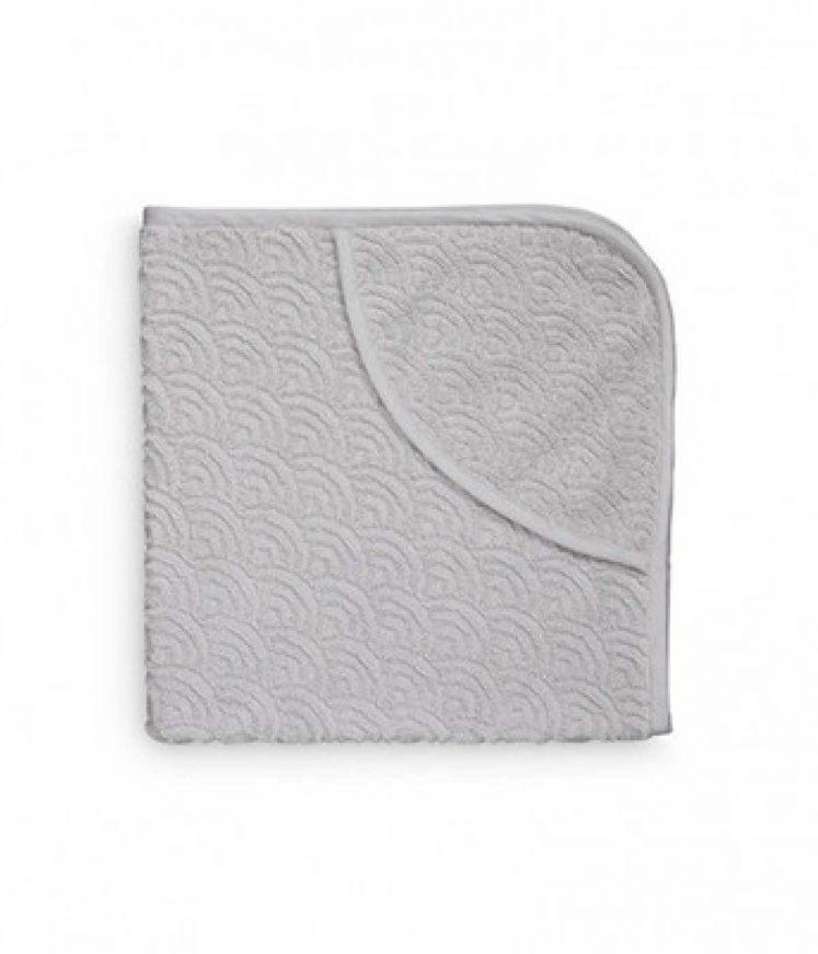 Babyhåndklæde i Grå fra Cam Cam