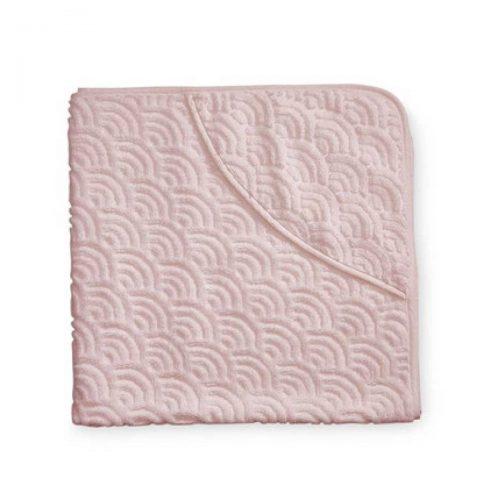 Babyhåndklæde i Rosa fra Cam Cam