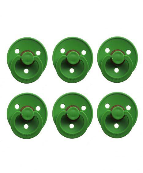 Sutter Bibs grøn – pære (6 stk)