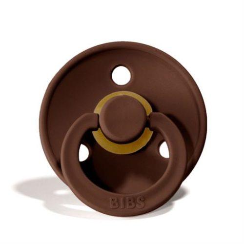 Sutter Bibs brun – mocha (6 stk) str. 2