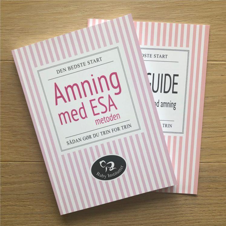 Amning med ESA-metoden, Baby Instituttet