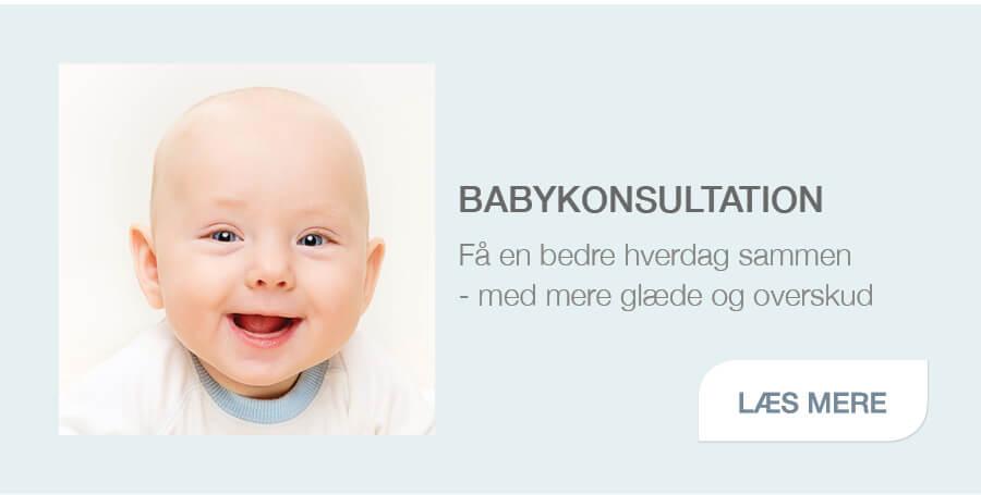 Baby Instituttets babykonsultation