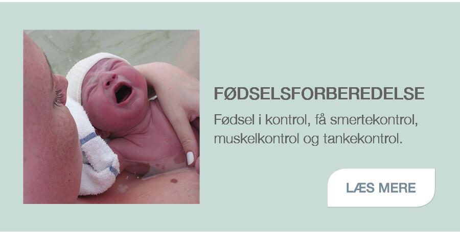 Baby Instituttets fødselsforberedelse, Fødsel i kontrol
