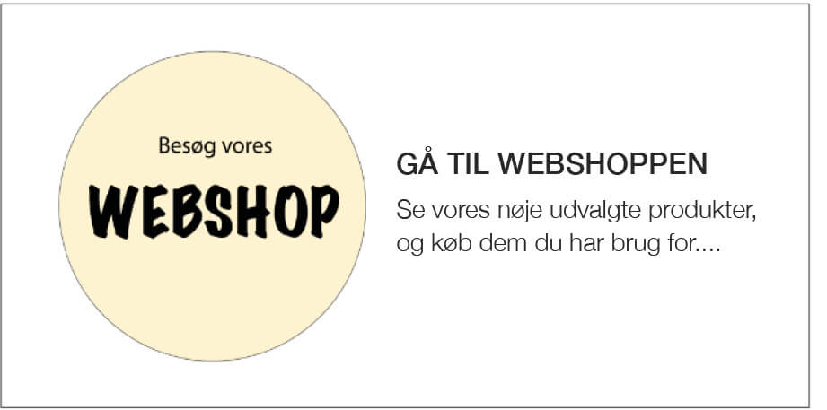 Baby Instituttets Webshop