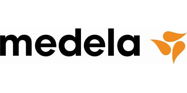 medela's logo