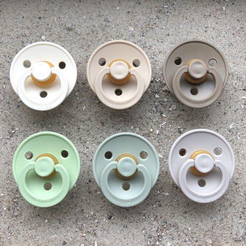 Sutter Bibs 6 stk – Macarons Copenhagen