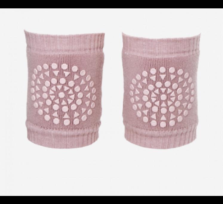 Kravleknæ i rosa fra Gobabygo