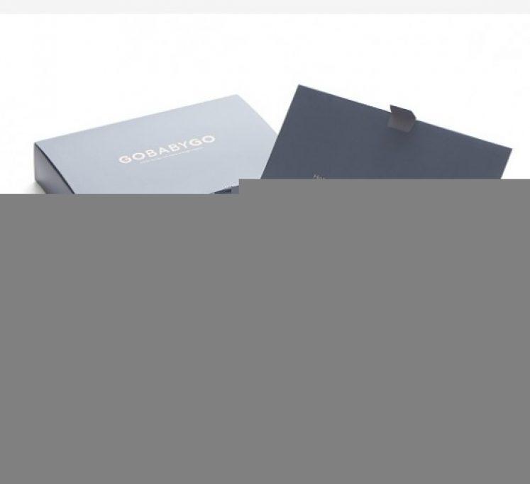 Kravle Start Kit i rosa (6-12 mdr) – den perfekte pakke fra Gobabygo