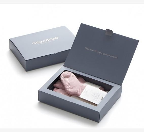Kravlepakker i rosa fra Gobabygo