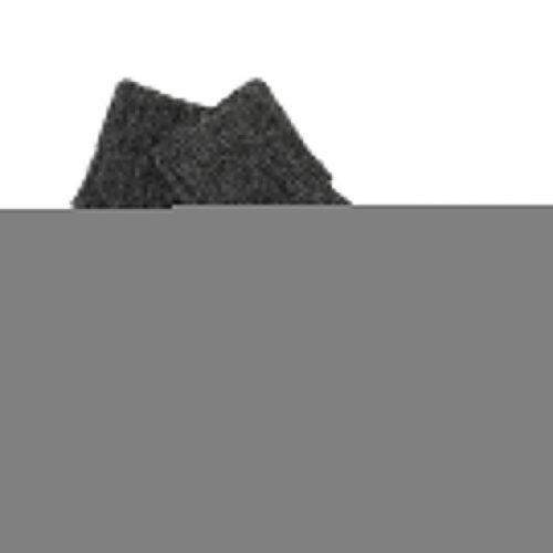 Strømpe non-slip i koks alpaka uld fra Gobabygo