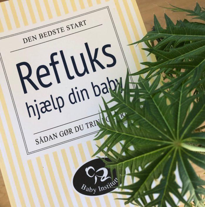 Refluks – hjælp din baby, Baby Instituttets refluksbog