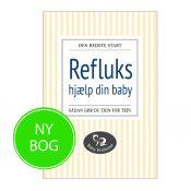 """NY bog """"REFLUKS – hjælp din baby"""" udkommer i dag!!"""