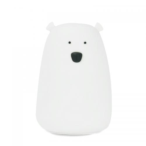 Lampe, Hvid Bjørn (isbjørn) fra Rabbit & Friends