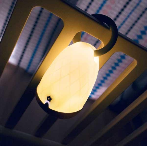 Natlampe Pabobo LumiBlo fra Angelcare