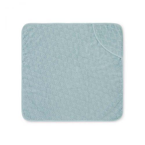 Babyhåndklæde i Petroleum fra Cam Cam