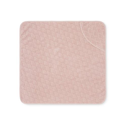 Babyhåndklæde i Blossom Pink fra Cam Cam